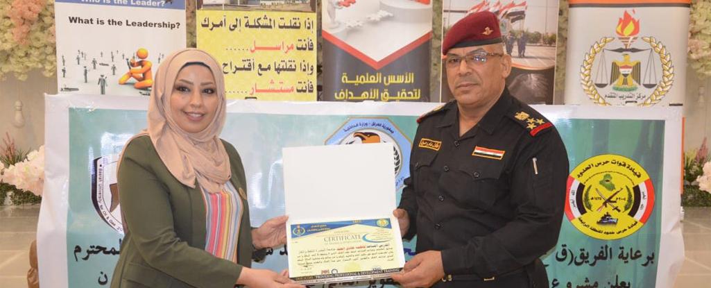 جامعة البصرة للنفط والغاز وقيادة شرطة البصرة ينظمان ورشة عمل لمحاربة الاشاعات