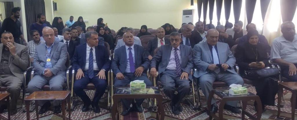 رئيس جامعة البصرة للنفط والغاز يشارك بافتتاح مبنى جديد للأقسام الداخلية في جامعة البصرة