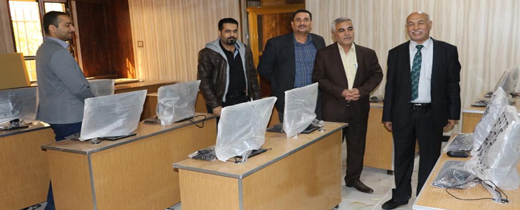 مطار البصرة الدولي يبحث مع جامعة البصرة للنفط والغاز سبل التعاون المشترك في مجال التدريب