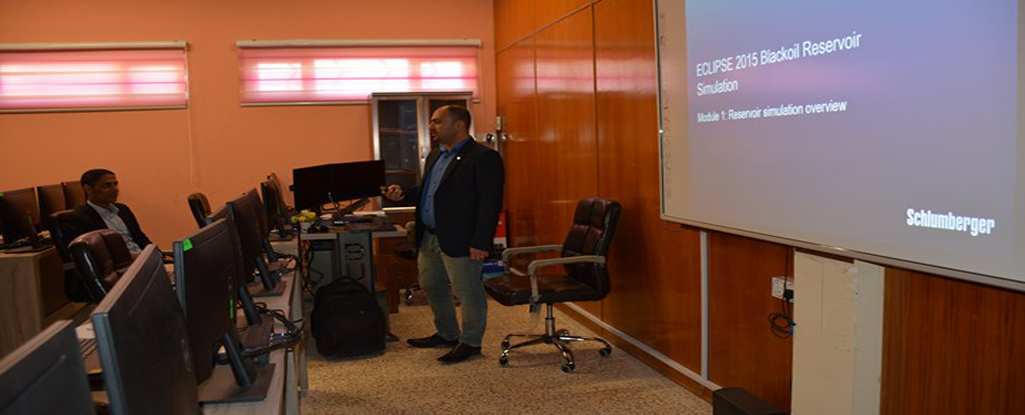 Schlumberger Conducts a Training Workshop at Oil and Gas Engineering College
