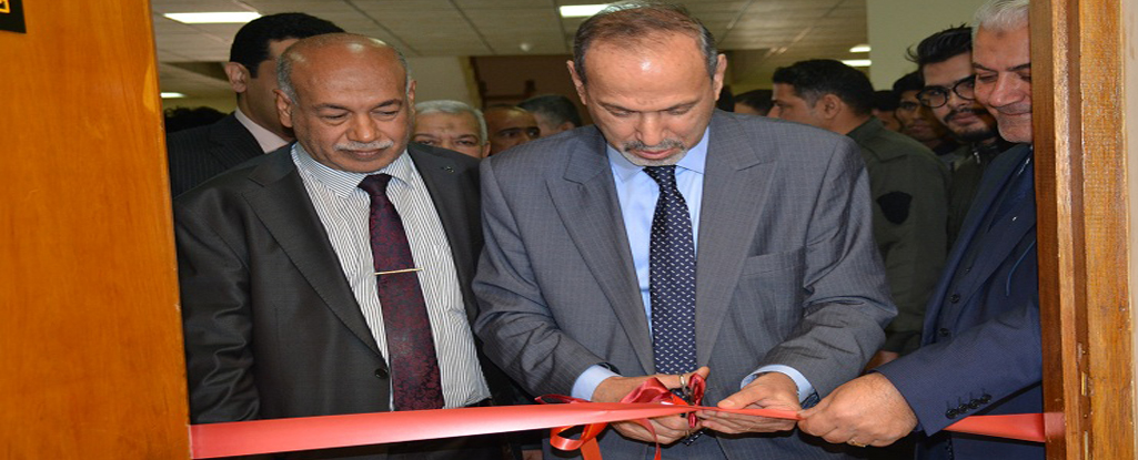 Opening of the First Integrated Software Laboratory at BUOG