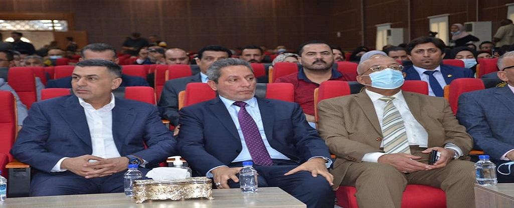 رئيس جامعة البصرة للنفط والغاز يحضر الافتتاح الرسمي لمدارس البصرة الحكومية العشرين ذات المعايير الدولية
